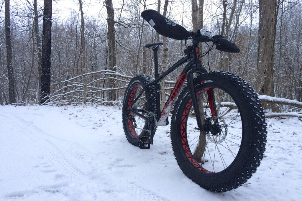 first fat bike
