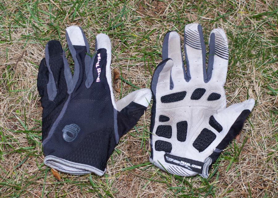 Pearl Izumi Men's Elite Gel-Vent Full Finger Glove