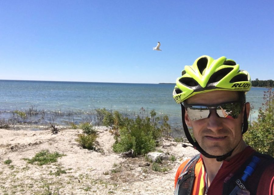biking door county