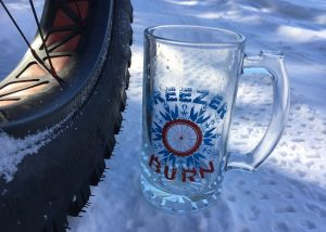 freezer burn fat bike race