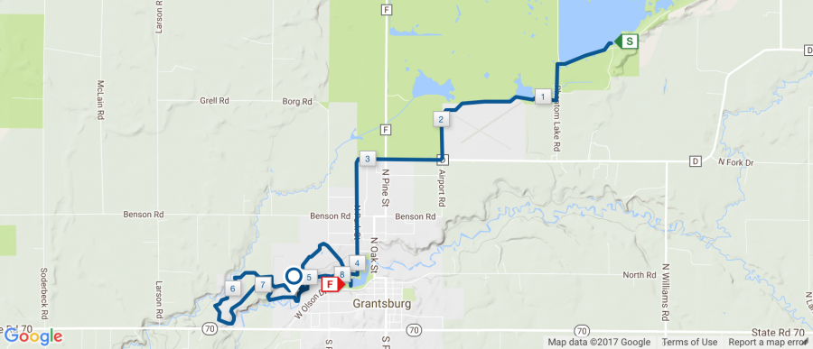 grantsburg adventure triathlon