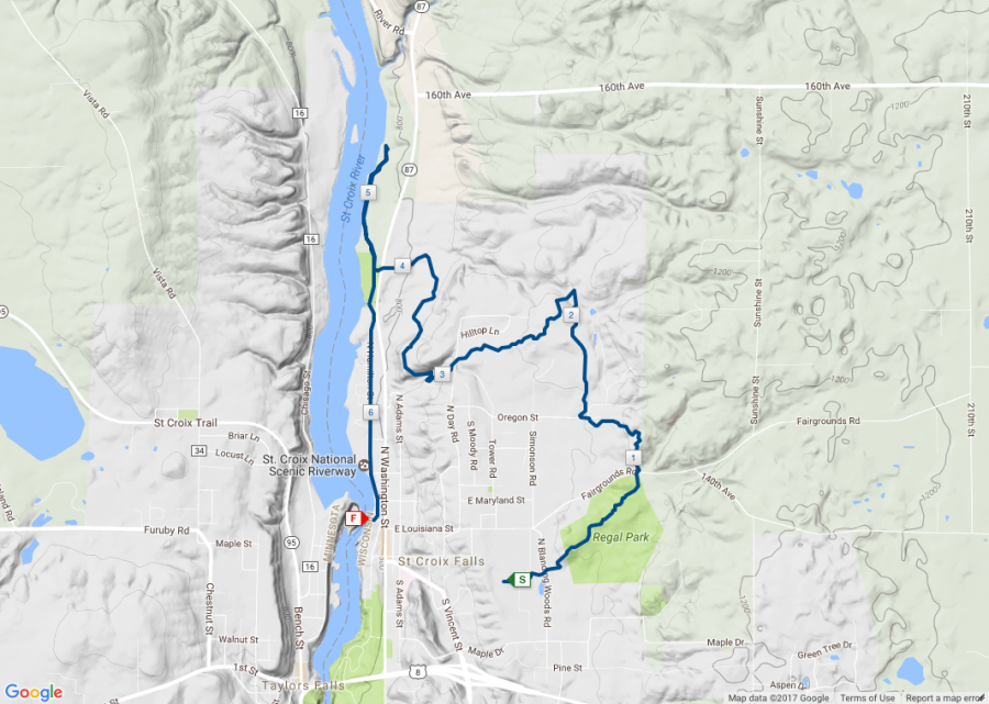 city of trails 10k