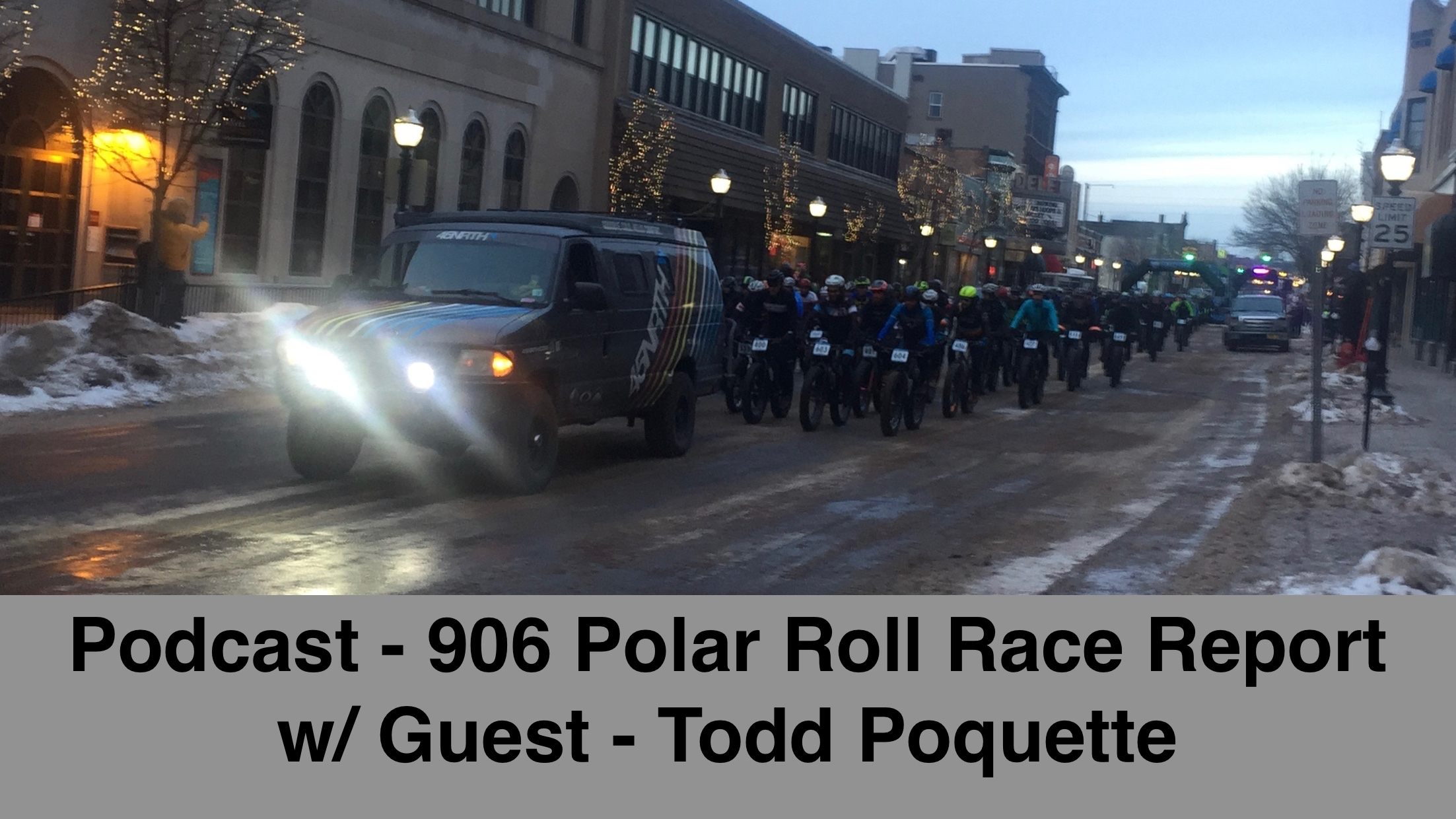 polar roll podcast